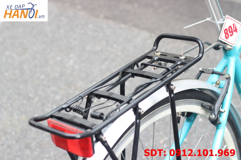 Xe đạp touring Nhật bãi LOV_one F