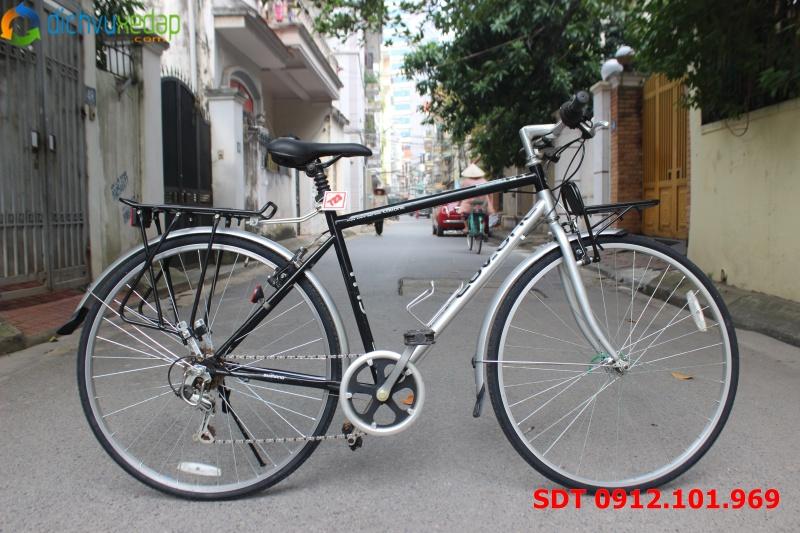 Xe đạp Touring Nhật bãi LovOne