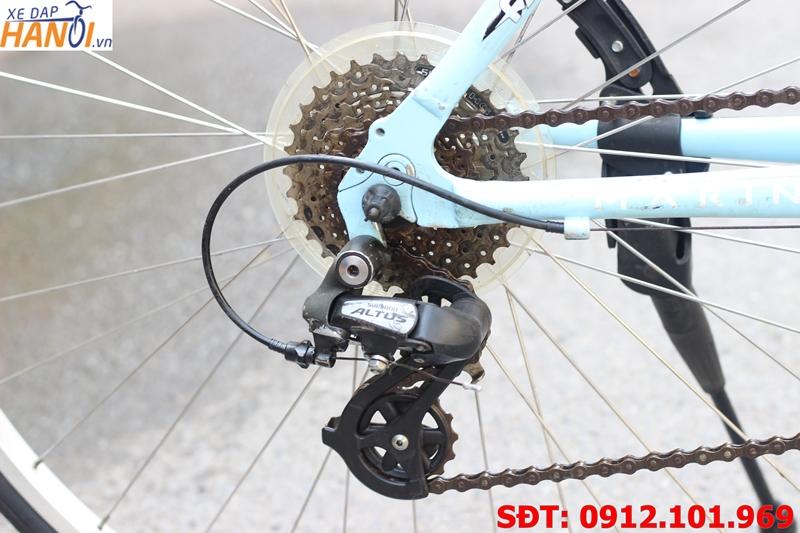 Xe đạp Touring Nhật bãi Marin