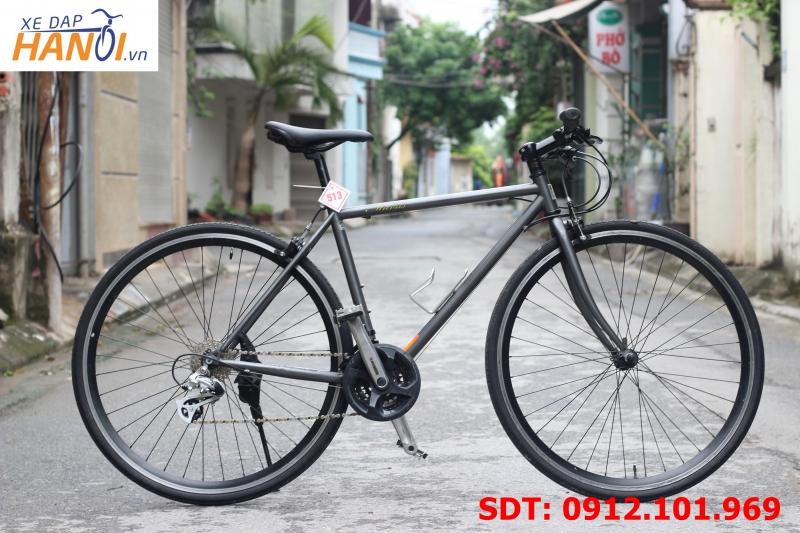 Xe đạp touring Nhật bãi Milvur