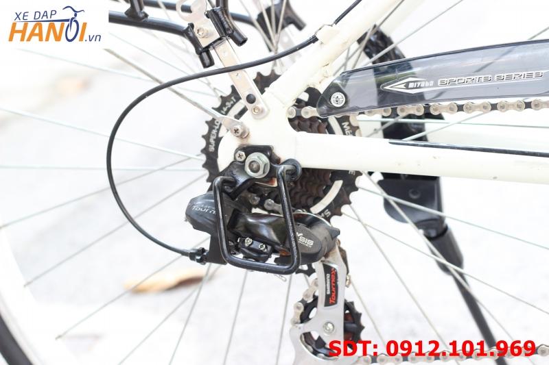 Xe đạp touring Nhật bãi Miyata