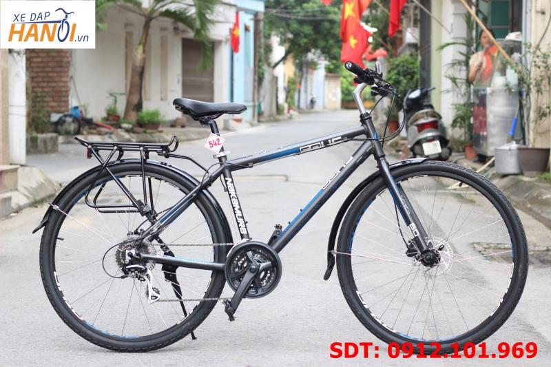 Xe đạp touring Nhật bãi Nakamura Fusion 60