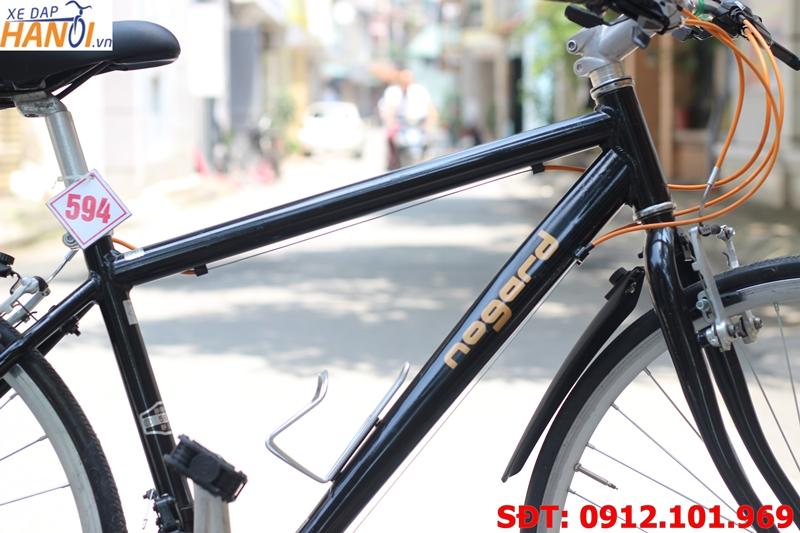 Xe đạp Touring Nhật bãi Nogard