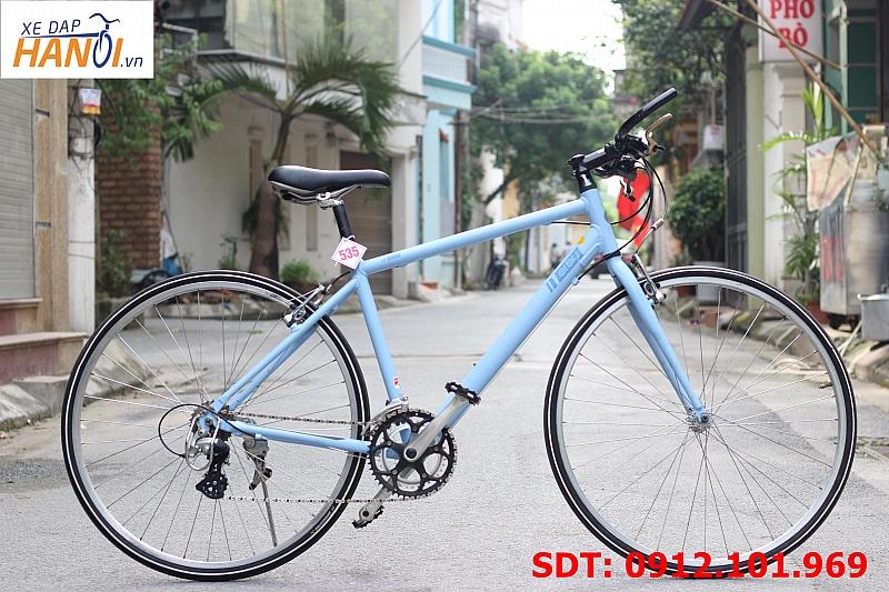 Xe đạp touring Nhật bãi ORBY
