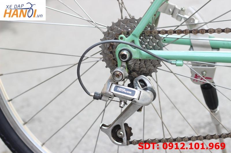 Xe đạp touring Nhật bãi Pavone