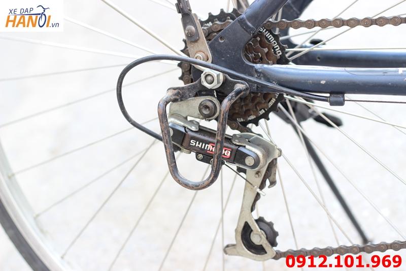 Xe đạp touring Nhật bãi Peugeot Albi