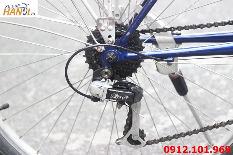 Xe đạp touring Nhật bãi Peugeot