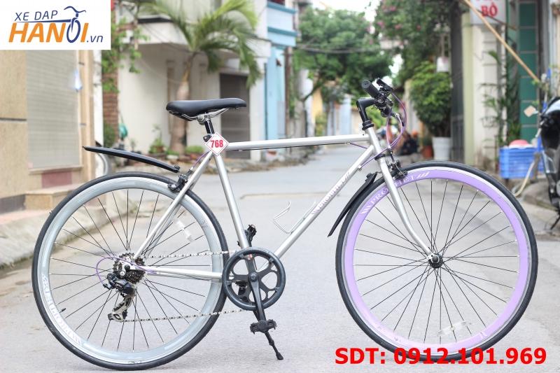 Xe đạp touring Nhật bãi Prophet