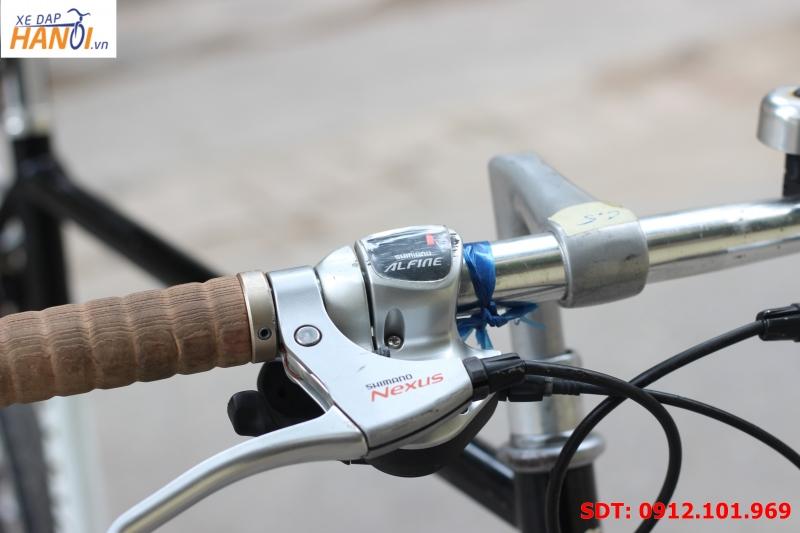 Xe đạp Nhật bãi Raleigh Trent Sport