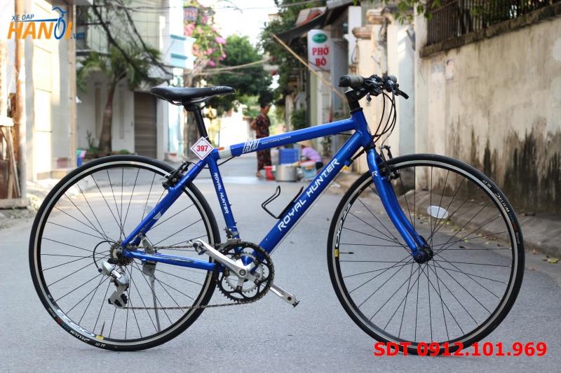 Xe đạp Nhật bãi Royal Hunter
