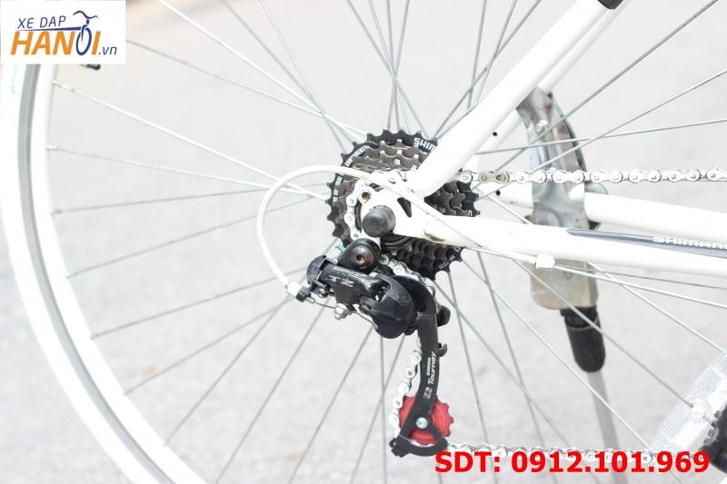 Xe đạp touring Nhật bãi SCM 700
