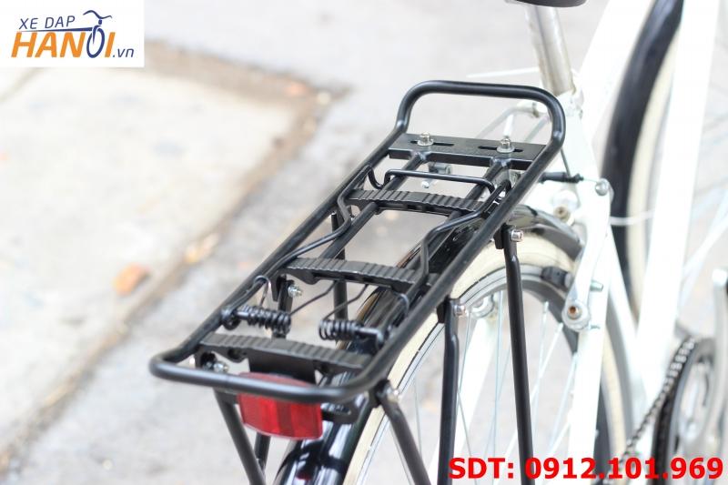 Xe đạp touring Nhật bãi SCC 700
