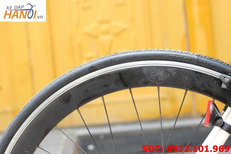 Xe đạp touring Nhật bãi Fixed Gear Schiwinn
