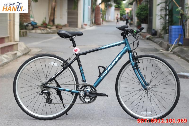 Xe đạp touring Nhật bãi Schiwnn