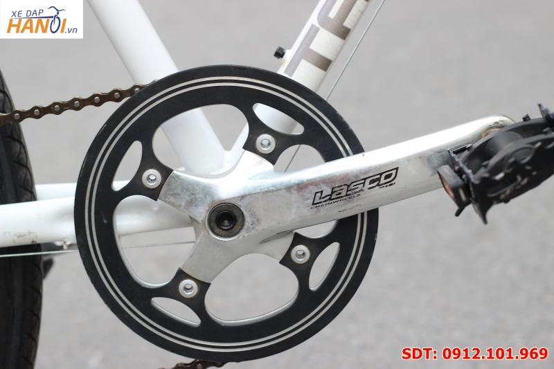 Xe đạp touring Nhật bãi Trinity plus Cinco