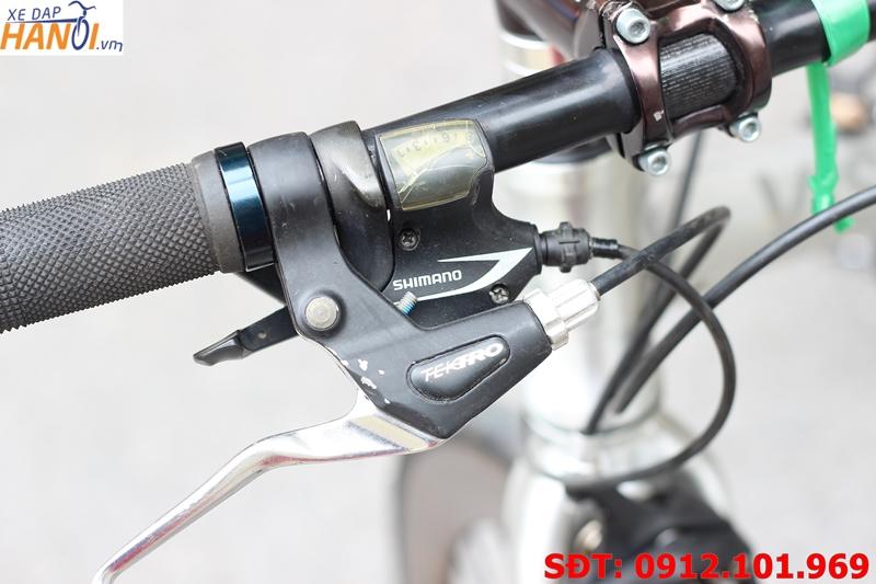Xe đạp touring Nhật bãi Vision