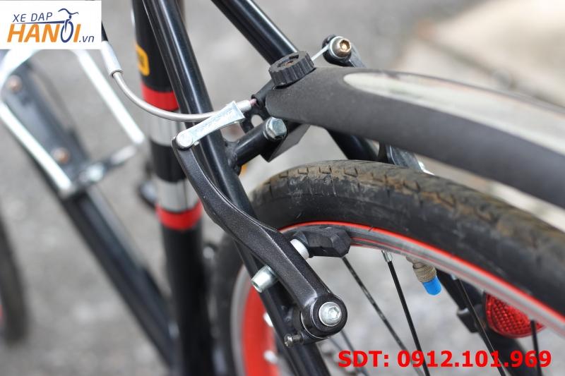 Xe đạp touring Nhật bãi Wanp