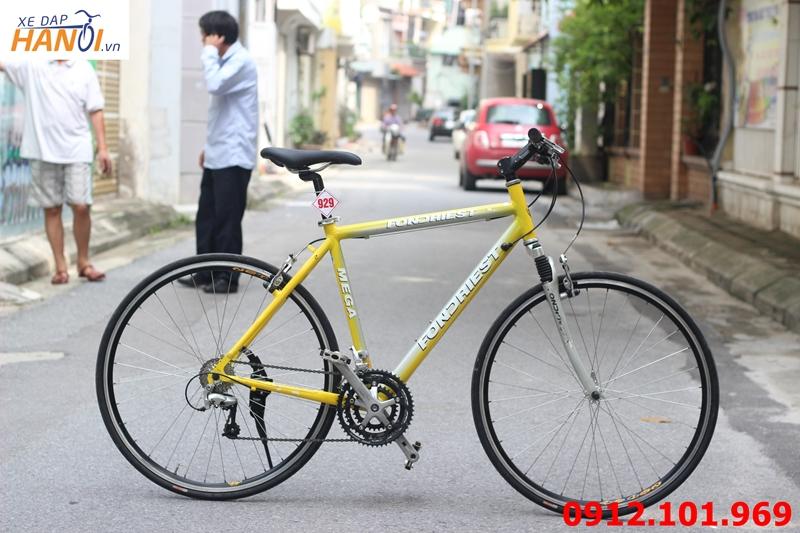 Xe đạp touring Nhật bãi Fondriest Mega