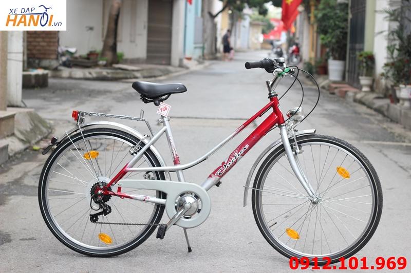 Xe đạp Mini Nhật bãi Mc Kenzie