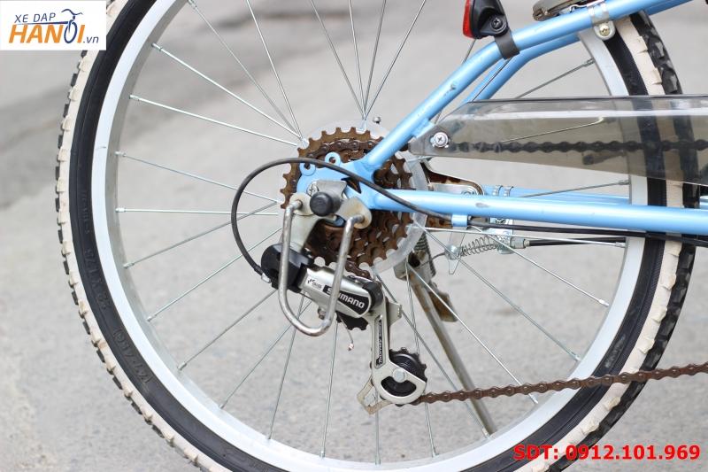 Xe đạp Nhật bãi Peche