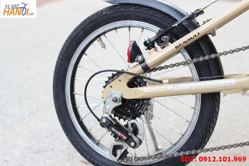 Xe đạp Nhật bãi Renault
