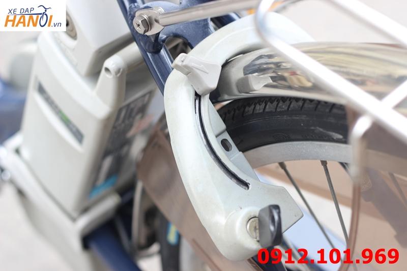 Xe đạp trợ lực nhật bãi Eneloop bike