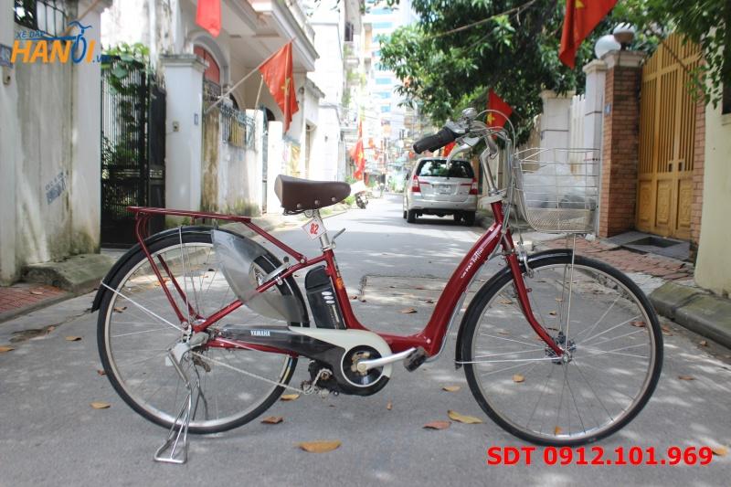 Xe đạp trợ lực Nhật bãi Yamaha Pas Raffini
