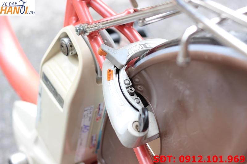 Xe đạp trợ lực Nhật bãi Yamaha Pas