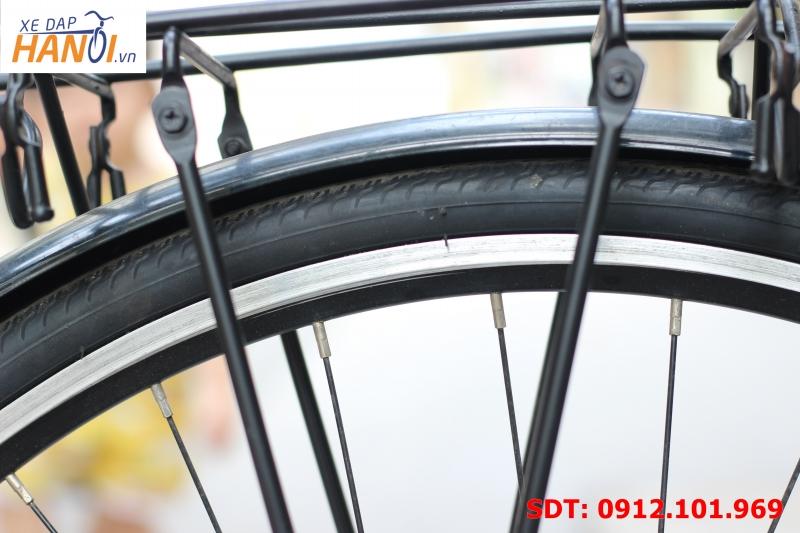 Xe đạp touring Nhật bãi Jamis Coda