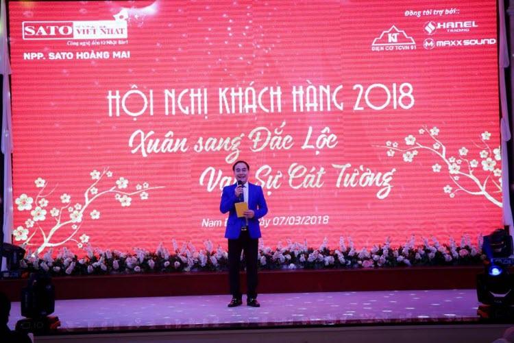 Hội Nghị Tri Ân Khách Hàng - Tỉnh Nam Định 2018