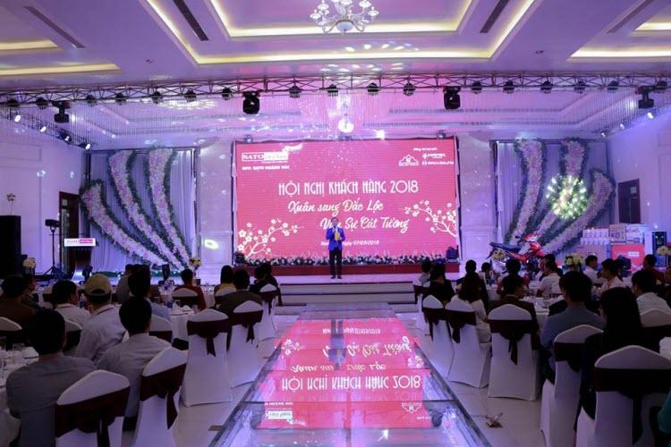 Hội Nghị Tri Ân Khách Hàng - Tỉnh Nam Định 2018 - 02