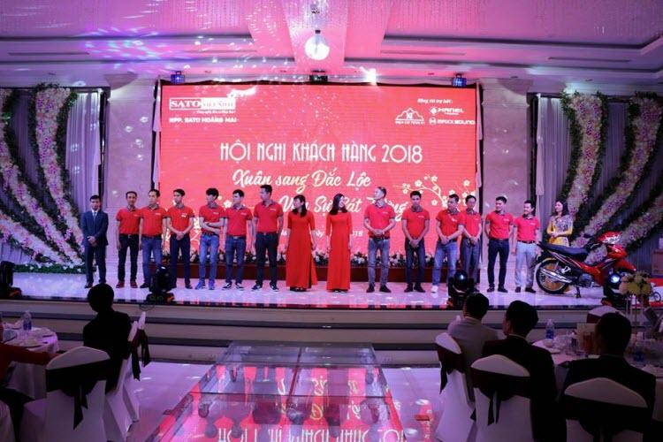 Hội Nghị Tri Ân Khách Hàng - Tỉnh Nam Định 2018 - 04