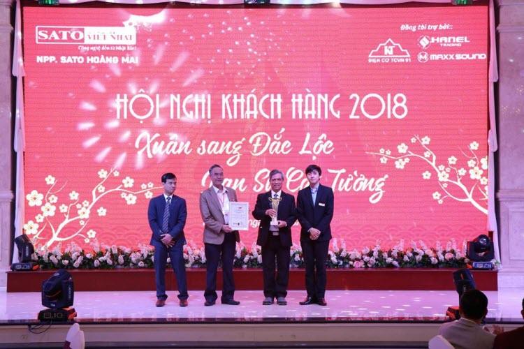 Hội Nghị Tri Ân Khách Hàng - Tỉnh Nam Định 2018 - 06