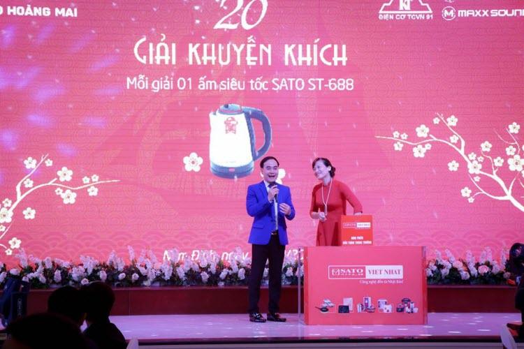 Hội Nghị Tri Ân Khách Hàng - Tỉnh Nam Định 2018 - 08