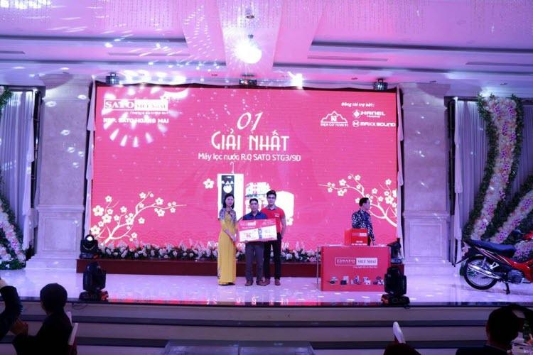 Hội Nghị Tri Ân Khách Hàng - Tỉnh Nam Định 2018 - 11