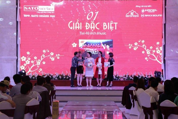 Hội Nghị Tri Ân Khách Hàng - Tỉnh Nam Định 2018 - 12