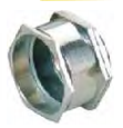 SINGLE COMPRESSION TYPE CABLE GLAND - UNARMOURED CABLE