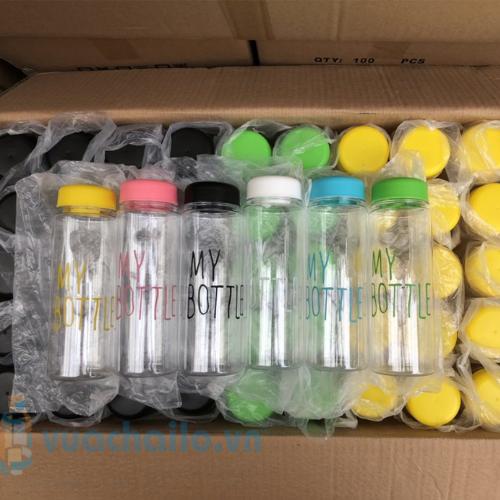Bình Nước My Bottle Nhựa Pet 500ml