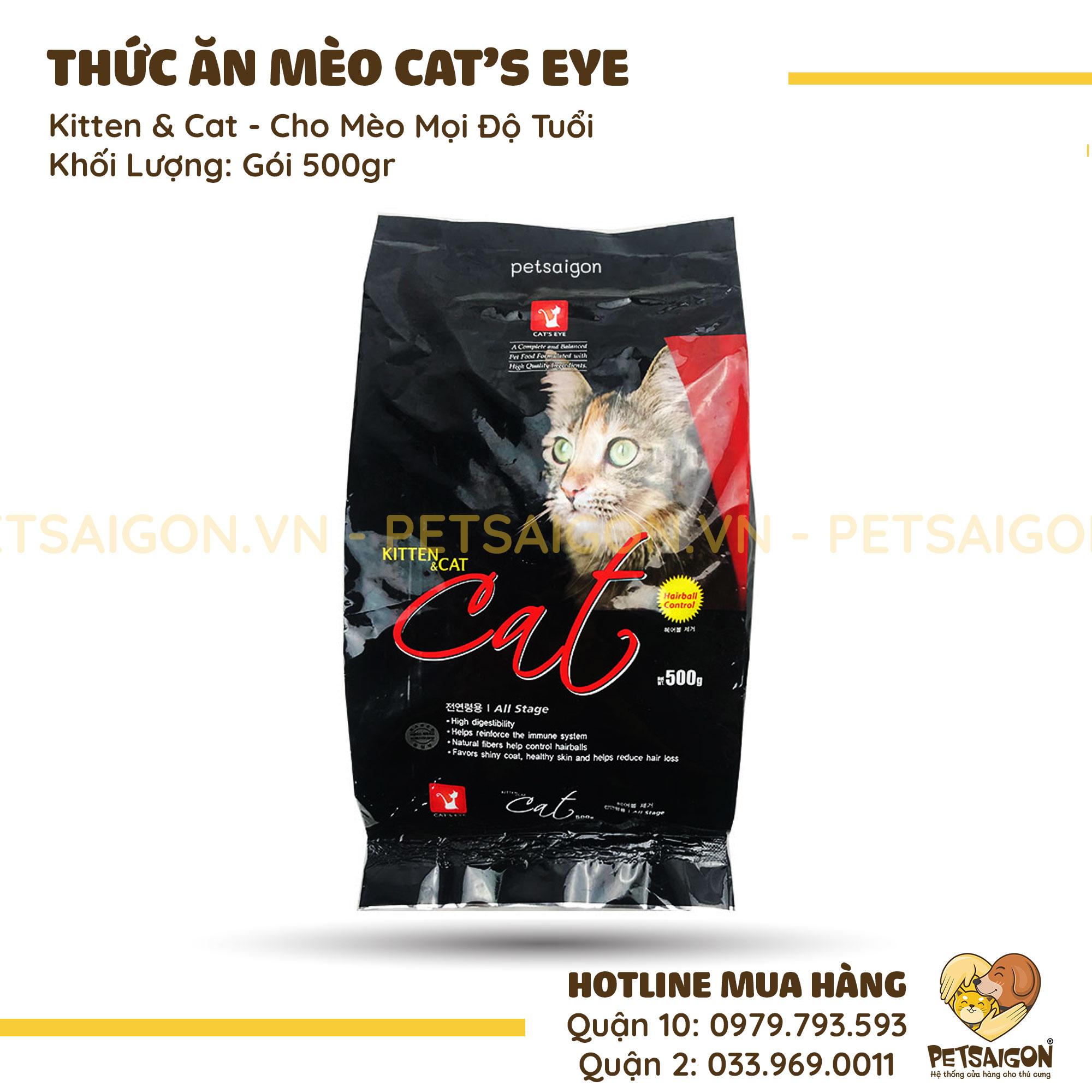 Top 5 Loại Thức Ăn Hạt Cho Mèo Giá Rẻ Nhất