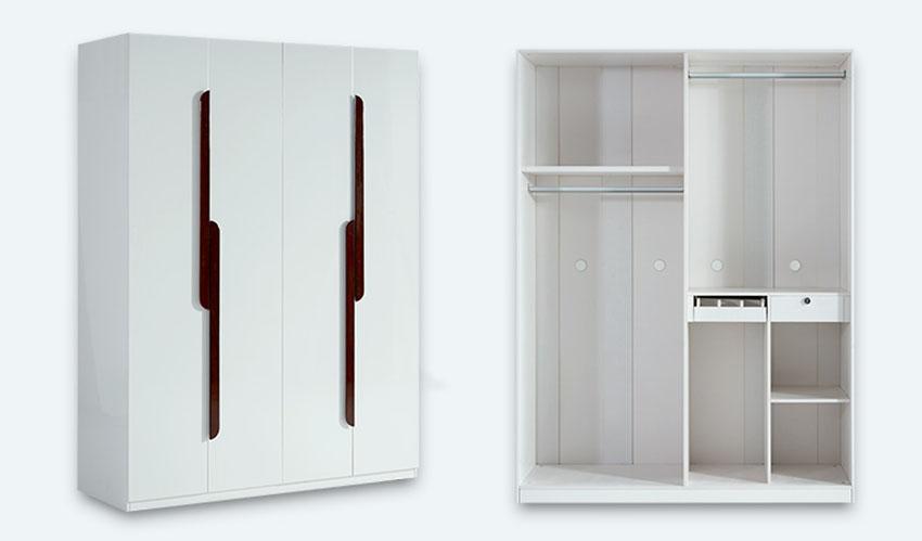 tủ gỗ giá rẻ Những mẫu tủ tủ quần áo gỗ giá rẻ thông minh cho phòng ngủ có diện  tủ gỗ giá rẻ