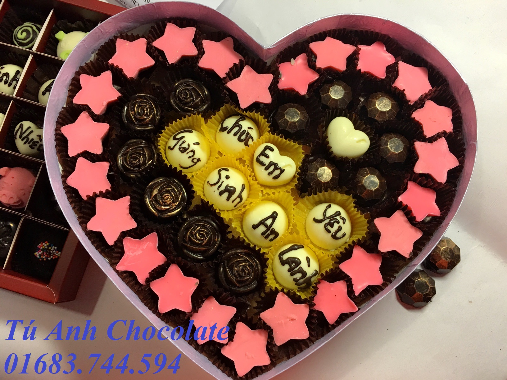 Chocolate - Valentine - 14/2