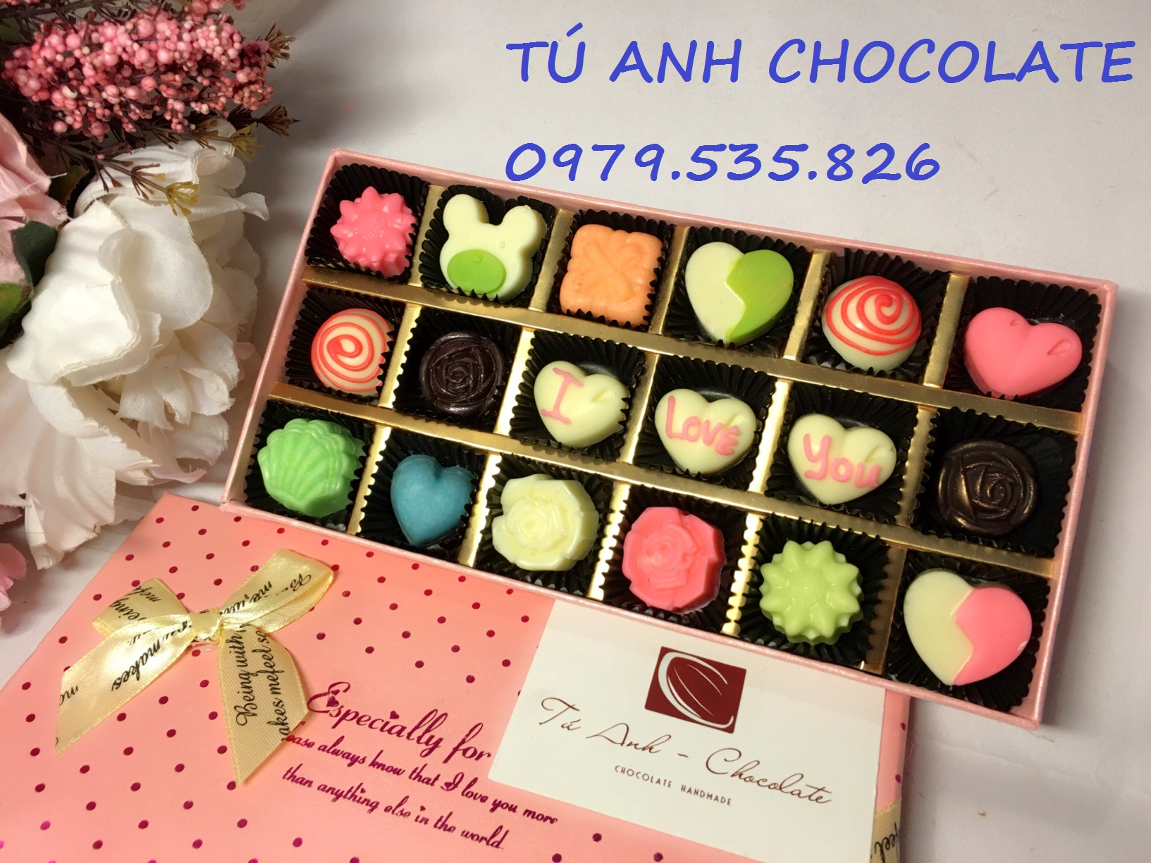 Chocolate valentine 2018