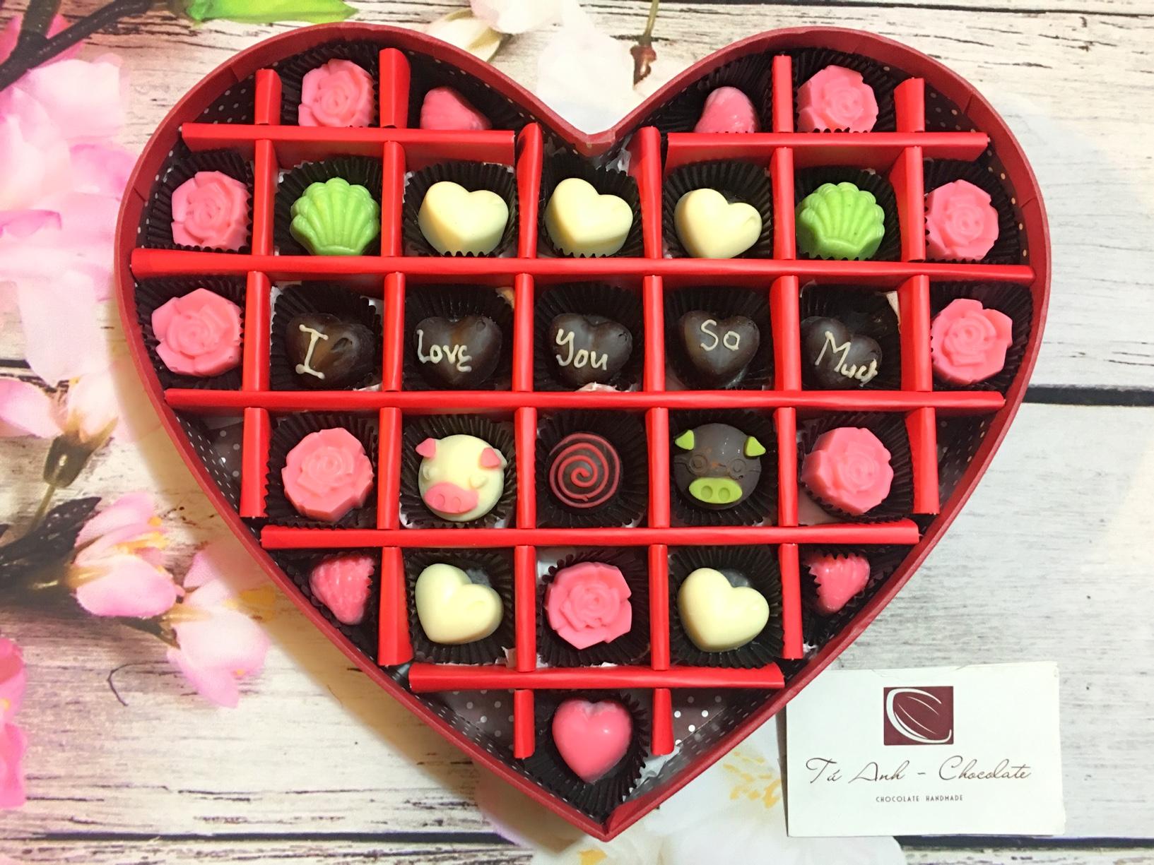 Socola valentine 2019 giá rẻ