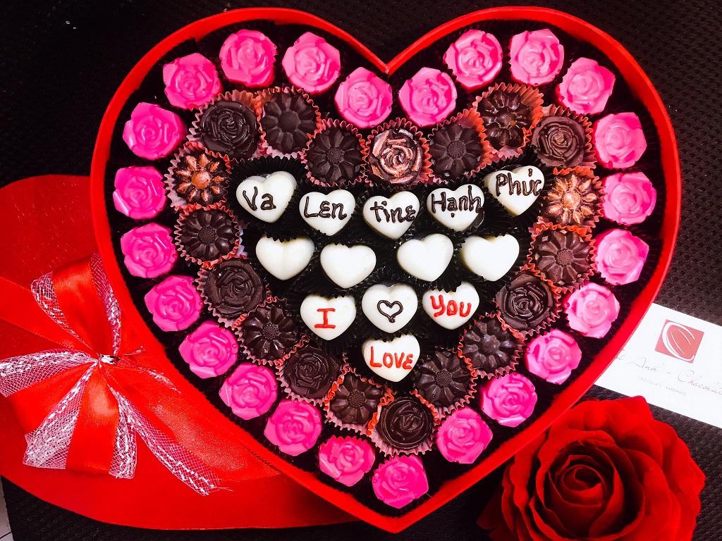 Socola Valentine 2022
