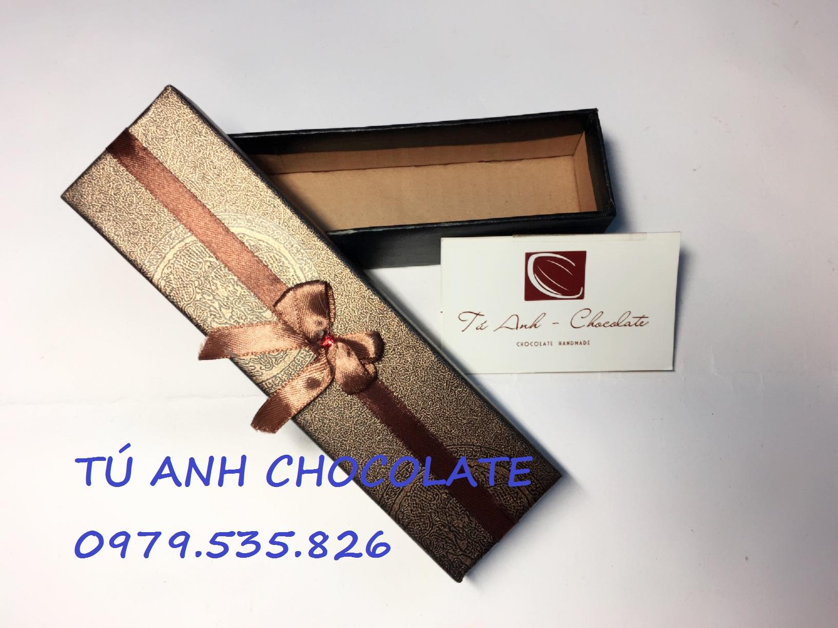 Hộp đựng socola valentine  Hà Nội