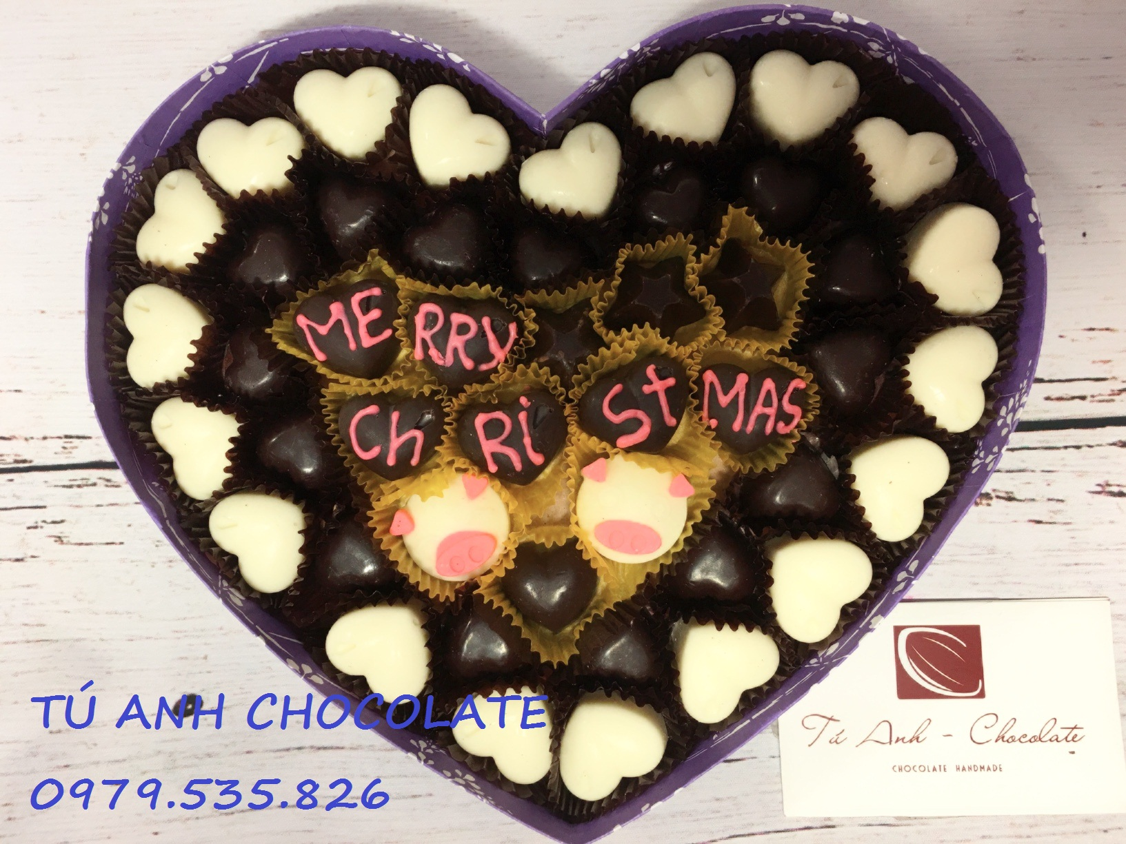 Bán buôn socola valentine tại Thanh Hóa - TÚ ANH CHOCOLATE