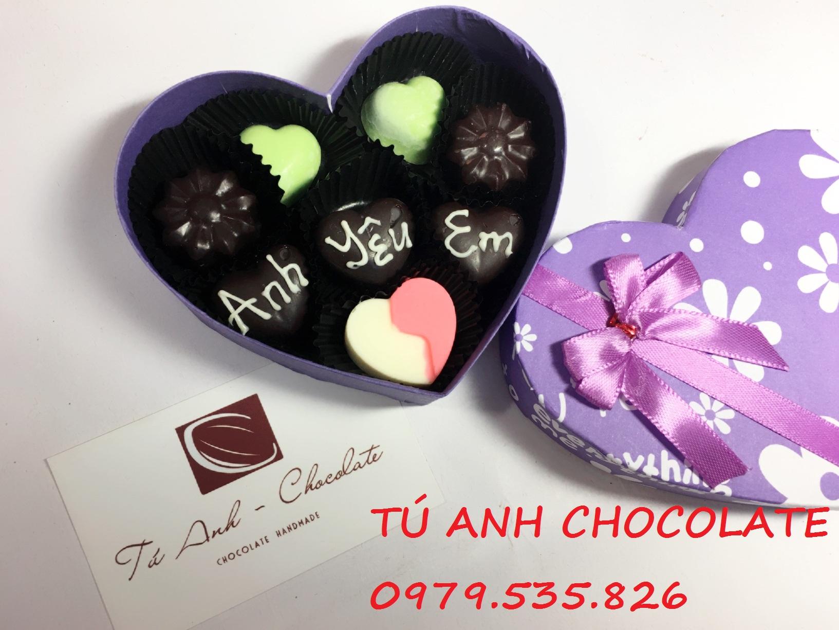 Đại lý bán buôn socola valentine giá rẻ