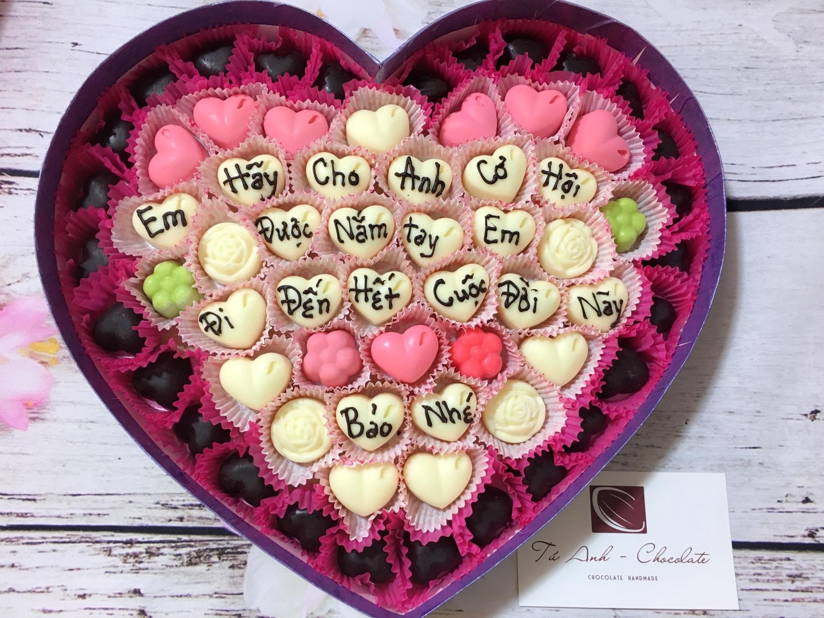 Chocolate Valentine 14/2