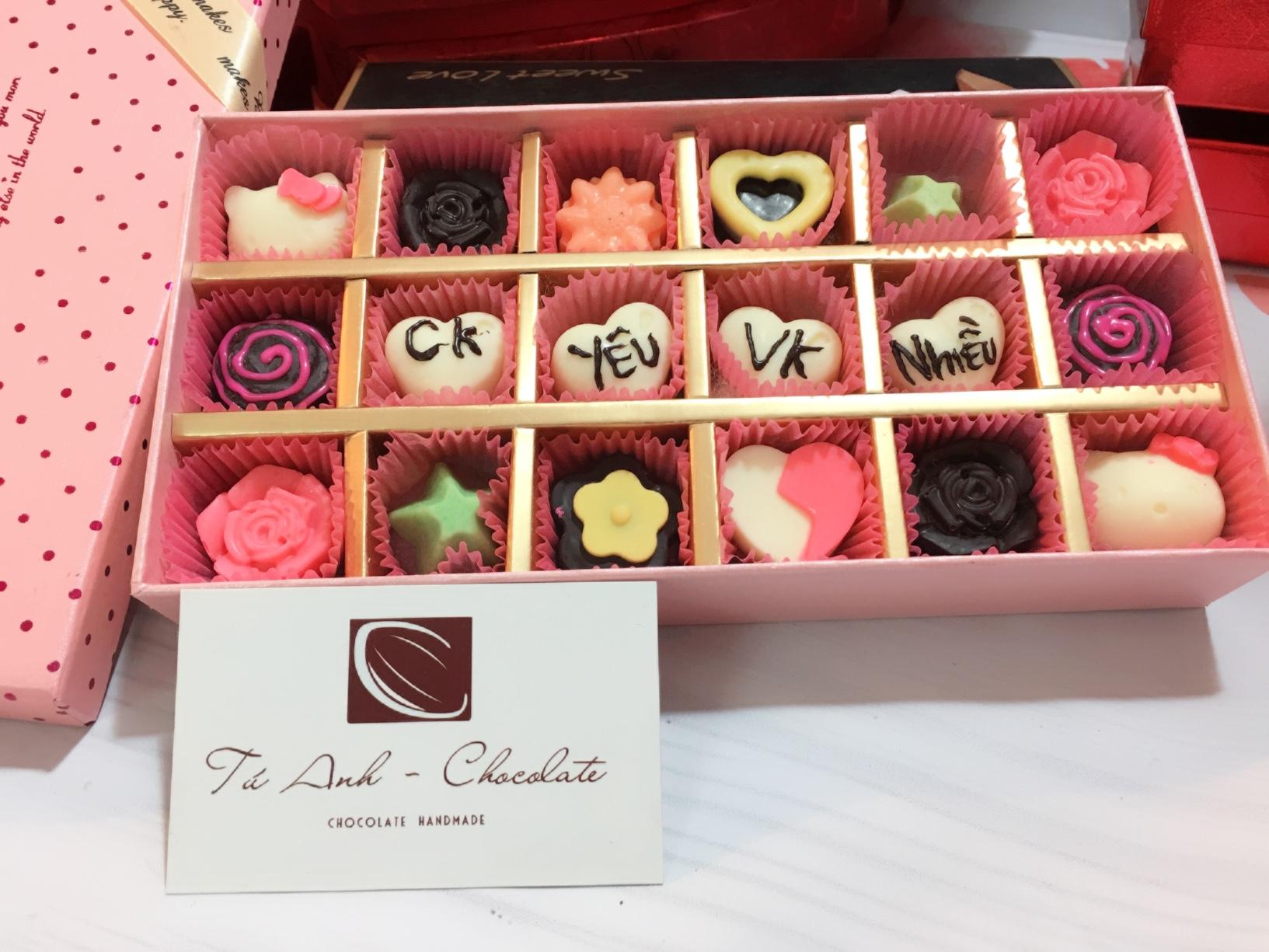Chocolate quà tặng