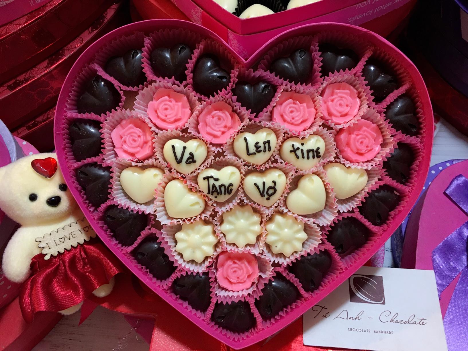 Socola valentine 2019 - Quà valentine Hà Nội